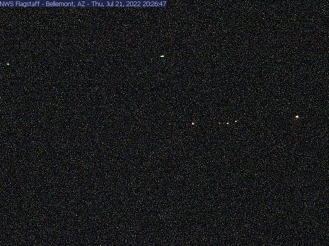 Live webcam view of Mt. Humphries, Flagstaff, AZ