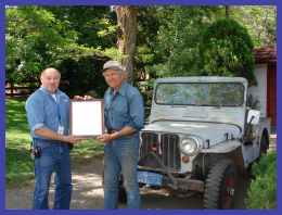 COOP             Observer with Award