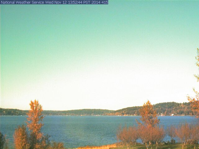 Lake Washington Web Cam